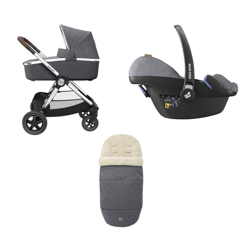 maxicosi stroller urban adorraluxe grey twilicgrey partofluxurio