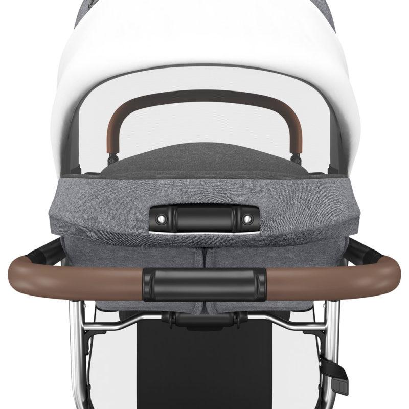 maxicosi stroller urban adorraluxe grey twilicgrey largecanopyan
