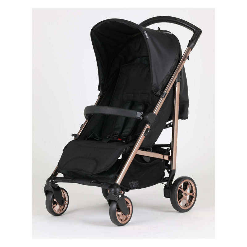 Bebecar Spot+ Pushchair with Raincover