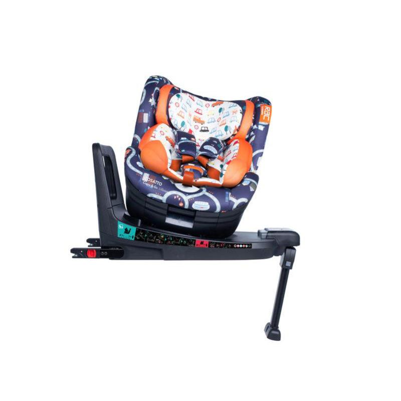 Cosatto RAC Come and Go I-Rotate i-Size Car Seat