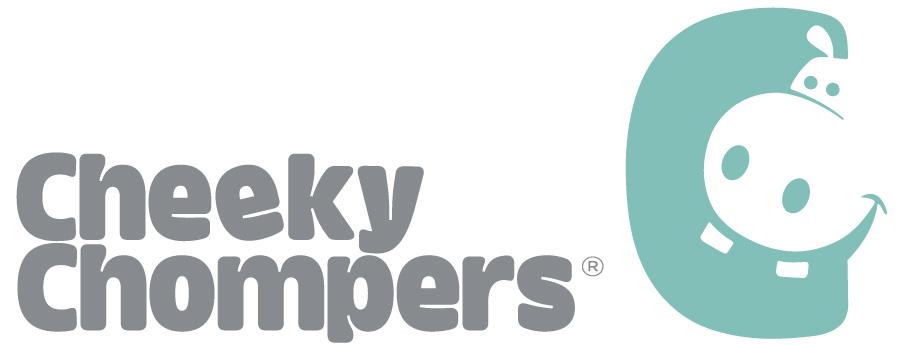 cheeky chompers logo