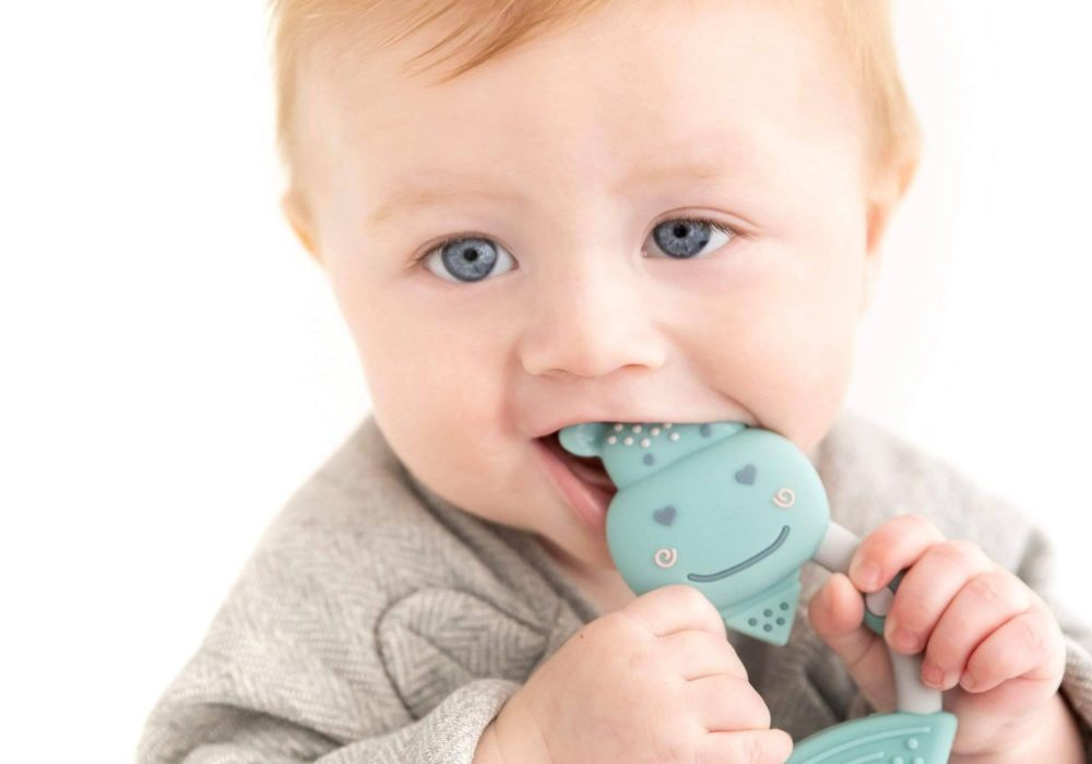 cheeky chompers teether lifestyle