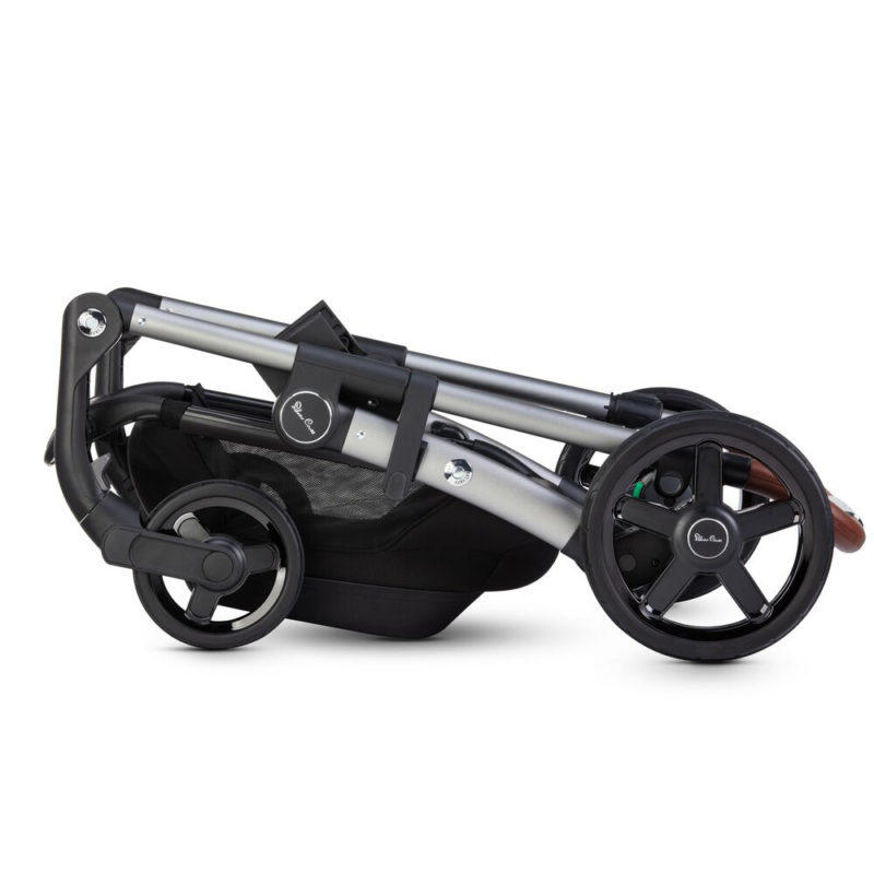 Silver Cross Wave Indigo Chassis