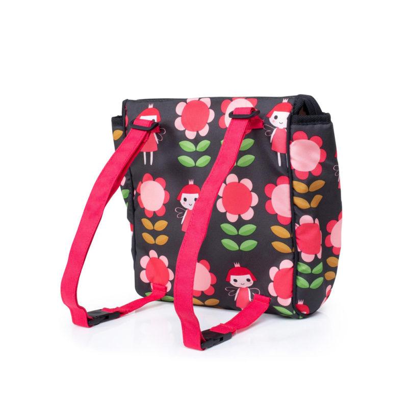 Cosatto Wonder Dolls Pram Bag in Fairy Garden