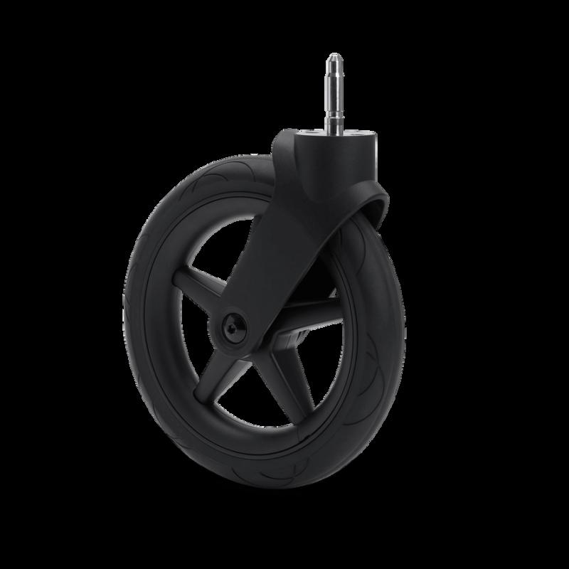 180523ZW02_bugaboo-donkey-front-wheel-black
