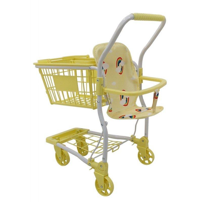 Shopping Car- Yellow _4_-800x800