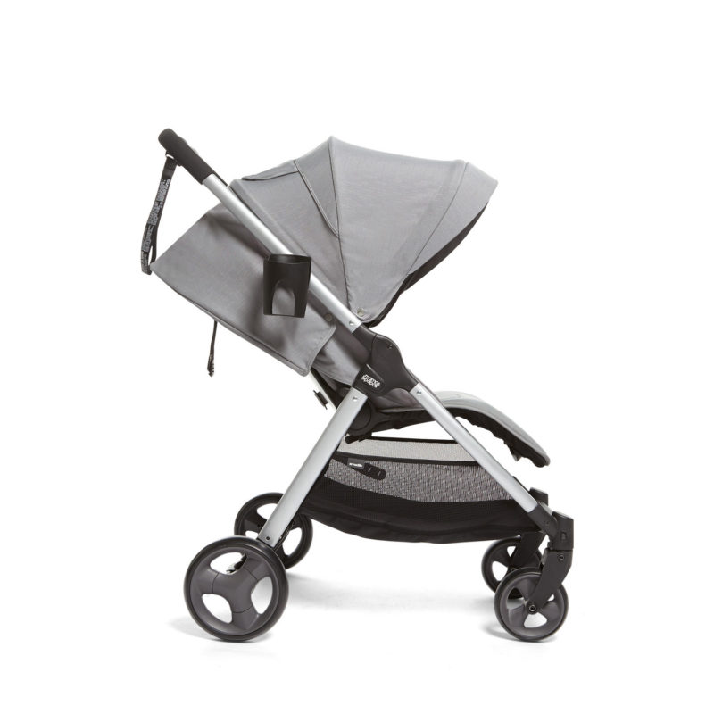 mamas & papas Armadillo Folding Pushchair - Steel Grey
