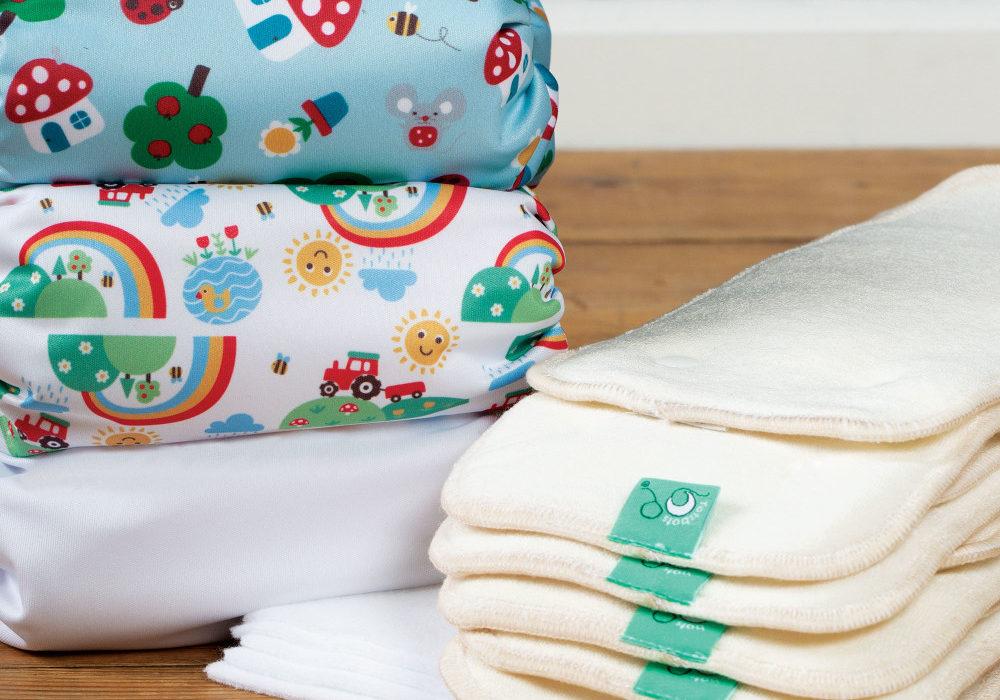 Bamboozle Daytime Nappy Intro Kit One Size