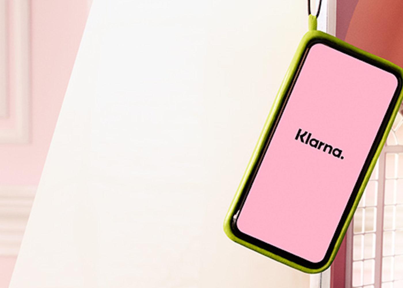 Klarna-banner