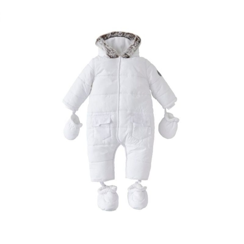 SX Quilted suit