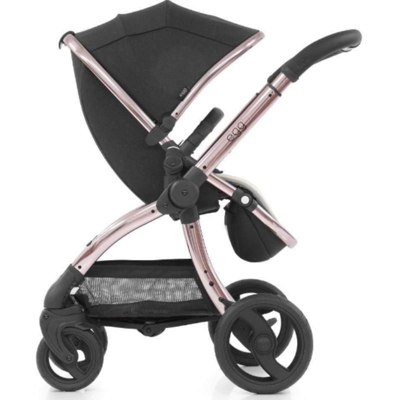 Egg Stroller Diamond Black