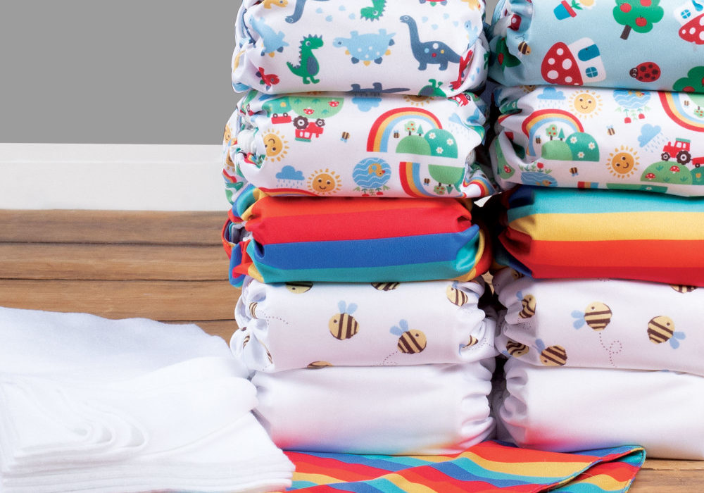 TotsBots EasyFit All-in-one Nappy Kit