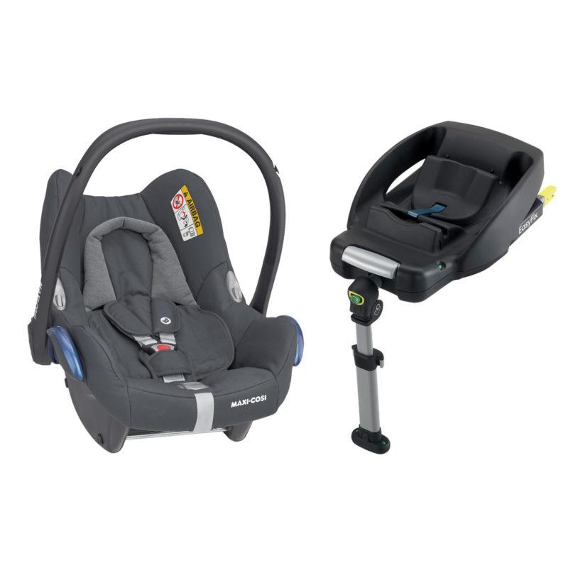 Maxi-Cosi CabrioFix Group 0+ Car Seat with EasyFix Base