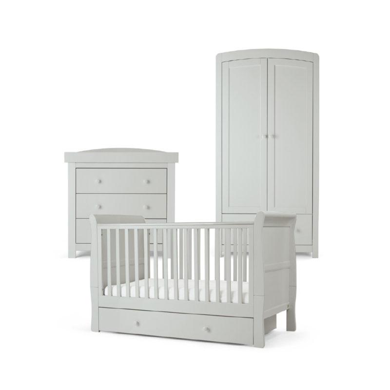 mamas & papas Mia 3 Piece Cot Furniture Set