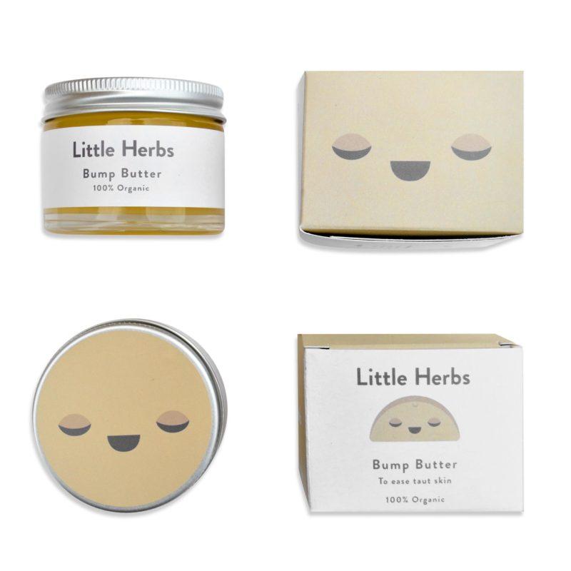 little herbs bump-butter-x-4