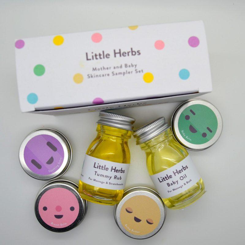 little herbs sampler-set
