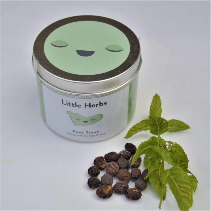 little herbsfeet-treat