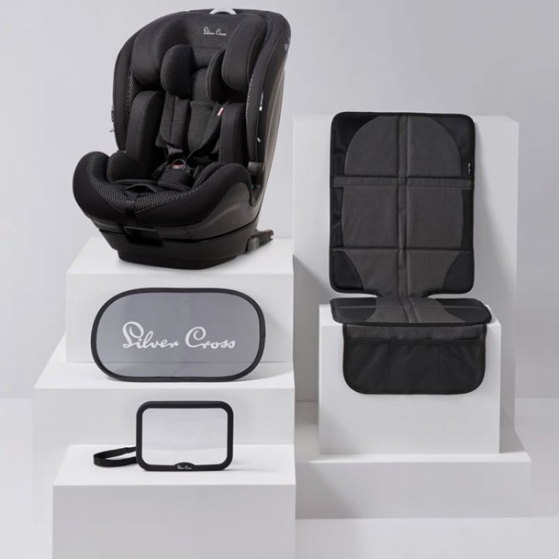 Balance Car Seat and Travel Kit
