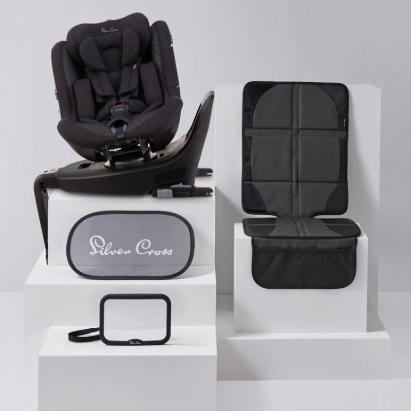Motion Car Seat and Travel Kit
