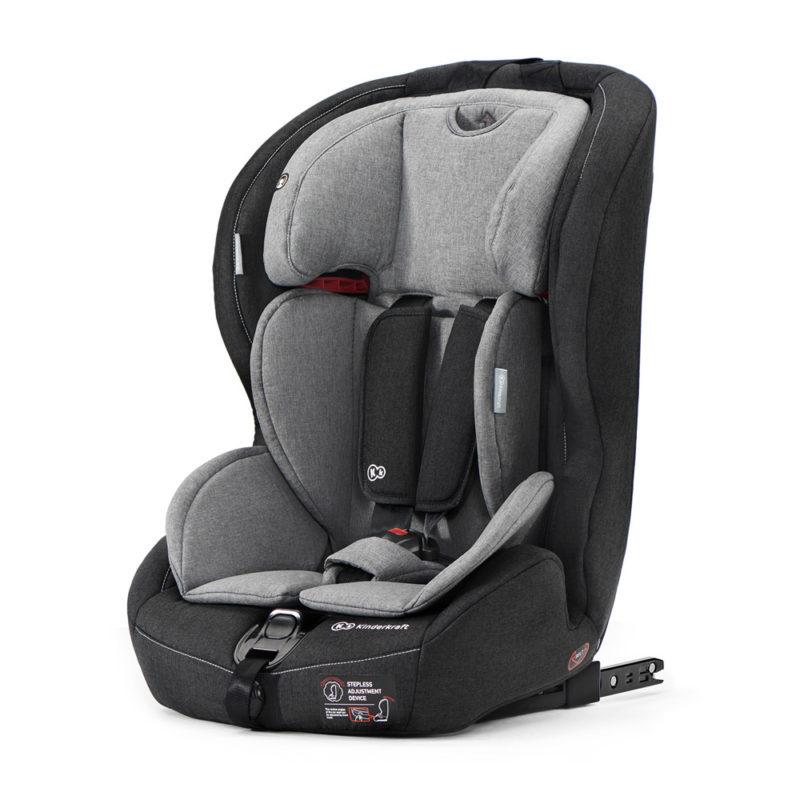 Kinderkraft SAFETY-FIX Group 1/2/3 Car Seat