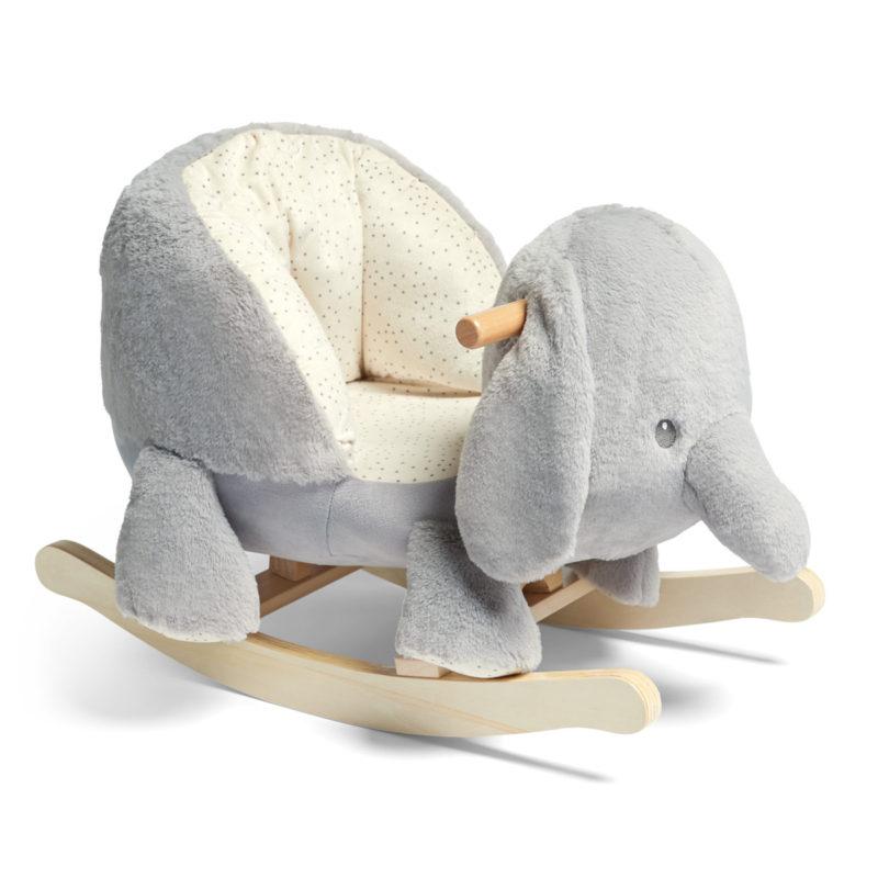 Mamas & Papas Rocking Animal Ellery Elephant