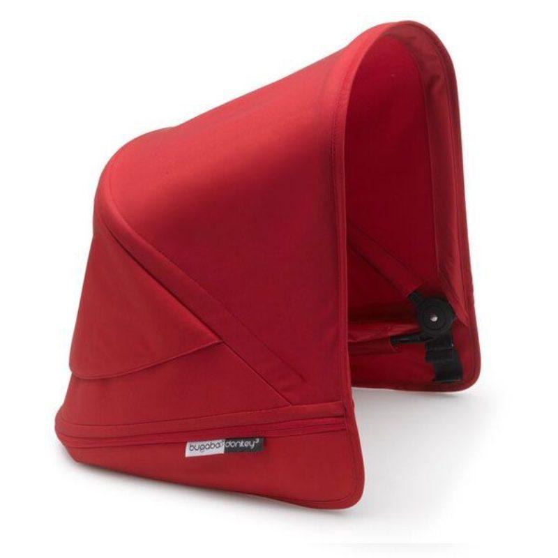 bugaboo-donkey3-sun-canopy-red