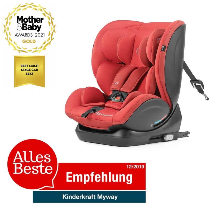 Kinderkraft MYWAY Group 0+/1/2/3 Car Seat