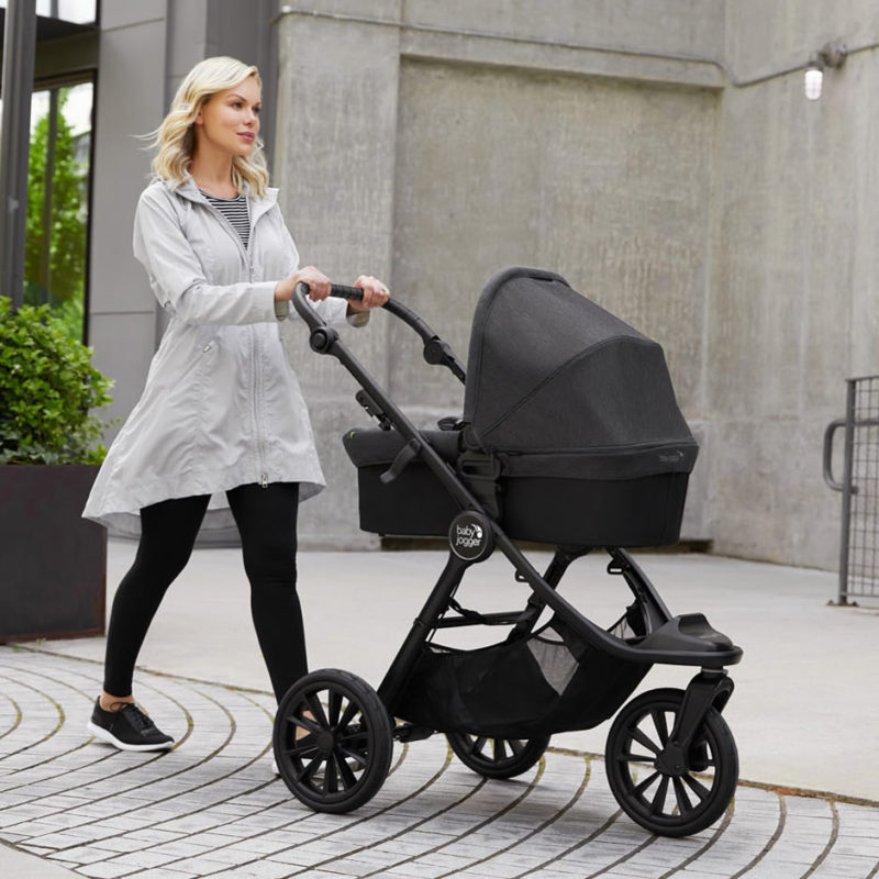 Baby Jogger® City Elite® 2 and Carry Cot