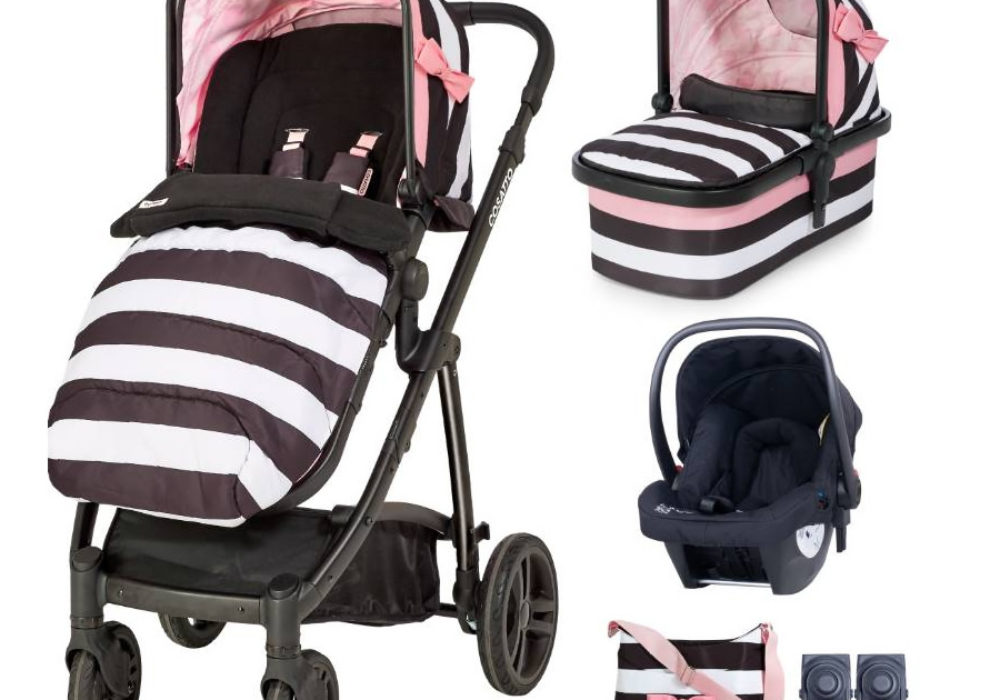 Cosatto Wow Go Lightly Travel System