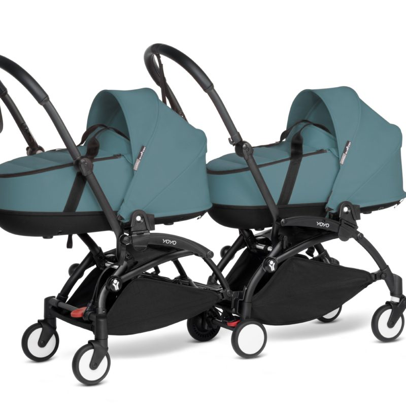 BabyZen Connect Twin Aqua