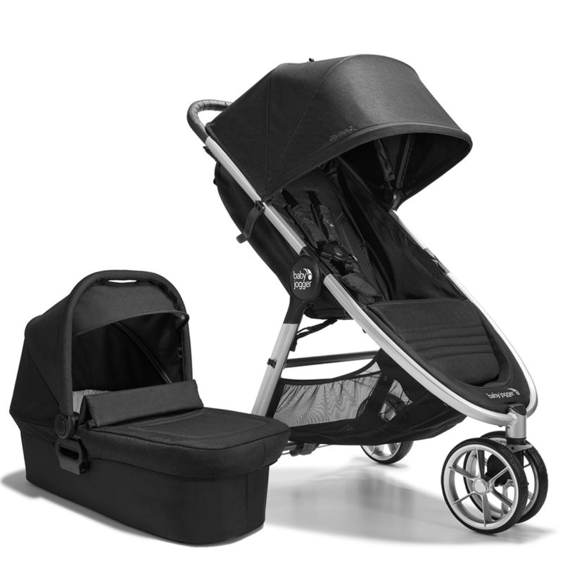 Baby Jogger® City Mini® 2 and Carry Cot