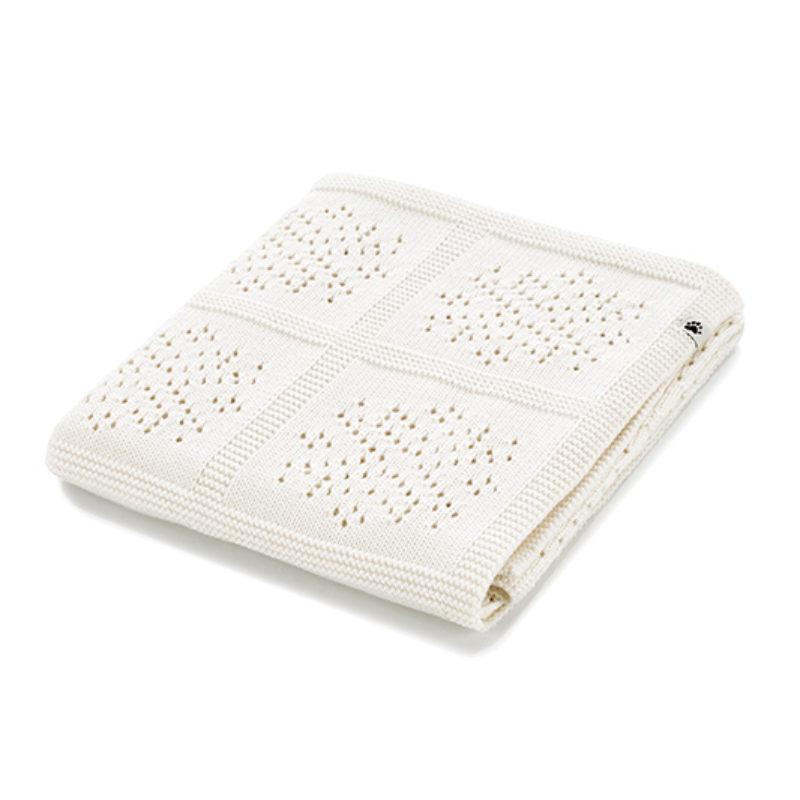 Noordi Merino Wool Blanket 92 x 100cm