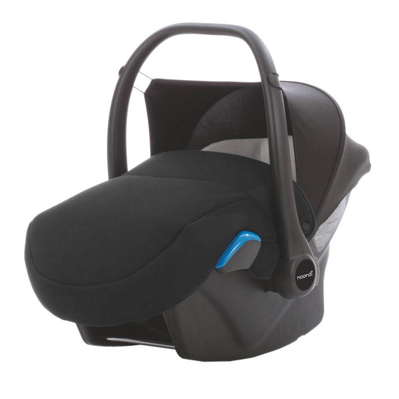 Noordi Go+ Car Seat - Black