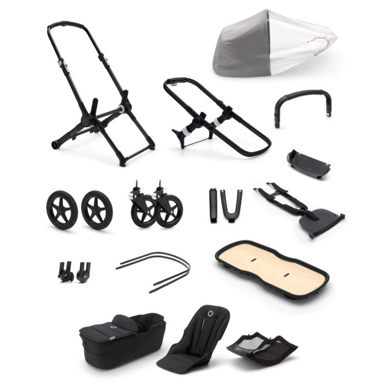 Bugaboo Fox 3 Base and Style Set