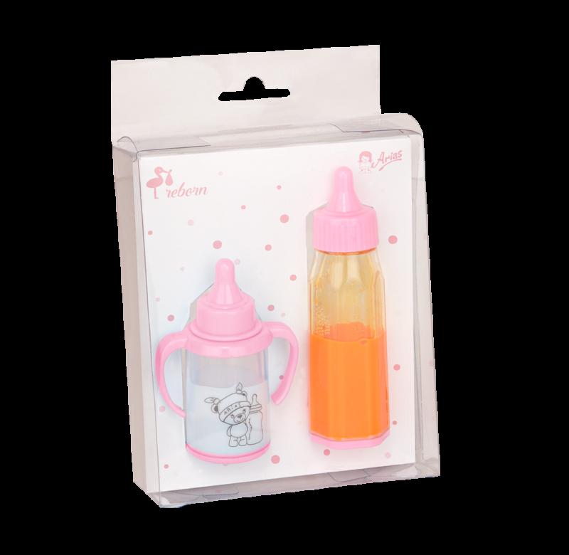 6092 Pink Bottles