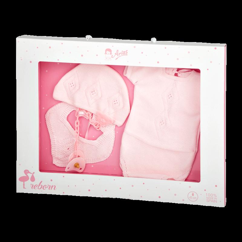 Arias Pink Set