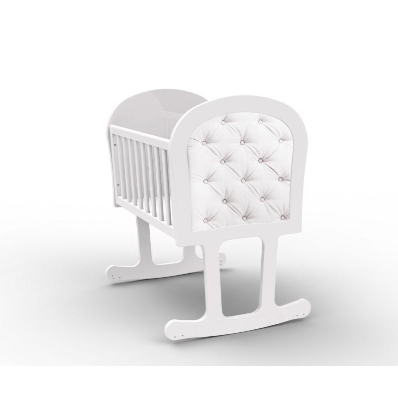 Bebecar Trama Luxury Crib