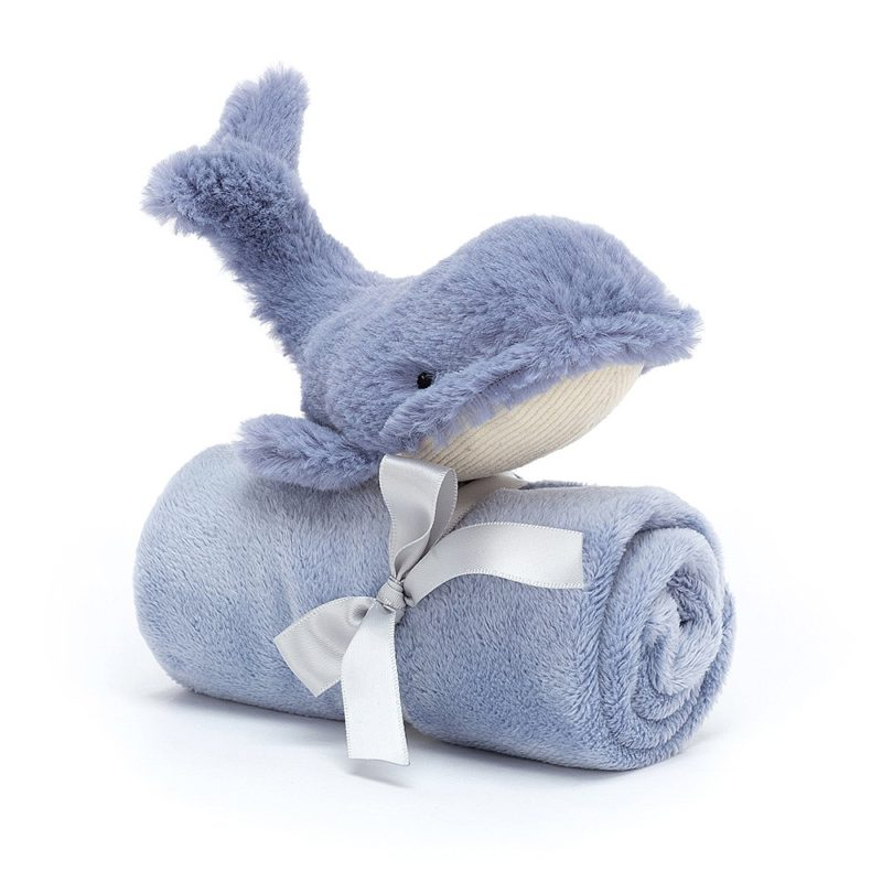 Wilbur Whale Soother